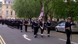 HMS Somerset march