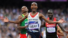 Mo Farah will be looking to repeat his twin golds from London 2012.