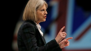 Home Secretary Theresa May says Ceop can do their jobs better with more access to private data.