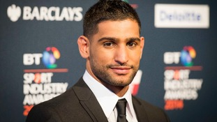 Allegations champion boxer Amir Khan assaulted two youths have been dropped.