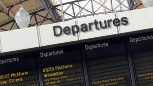 One in 10 trains arrive late, the Office of the Rail Regulator has found.