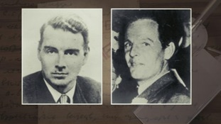 Guy Burgess and Donald Duart Maclean,