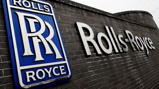 Rolls Royce have recorded record sales worldwide.