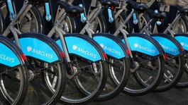Global brands 'show interest' in Boris Bike sponsorship