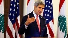 US Secretary of State John Kerry has warned aid to Afghanistan will be cut if any party tries to seize power illegally.