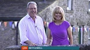 Calendar live from Kettlewell