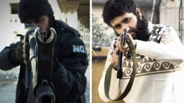 Birmingham pair plead guilty to Syria terror charges