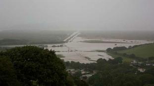 Flooding in Ceredigion