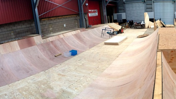 Indoor Revolution Skatepark