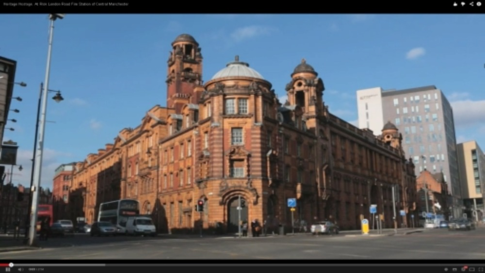 How Many Listed Buildings In Manchester