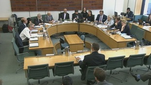 The Home Affairs Select Committee grills Home Office Permanent Secretary Mark Sedwill.
