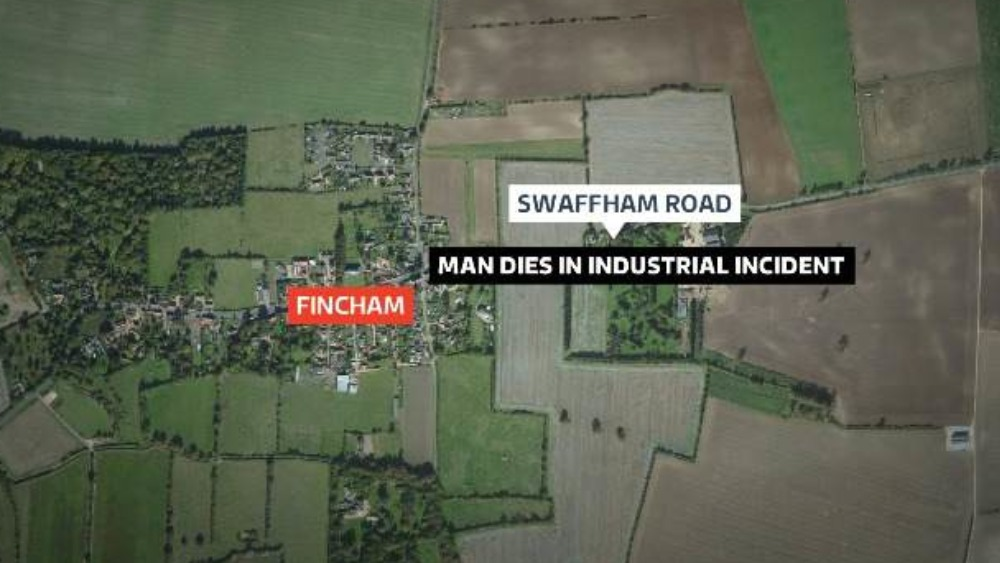 Norfolk Man Dies After Falling Into Grain Silo Anglia