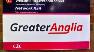 Greater Anglia say trains between Liverpool Street and Norwich may be cancelled.