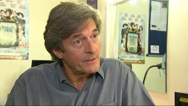 Nigel Havers My Aunt Is Best Person To Run The Inquiry