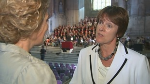 Conservative MP Caroline Spelman speaks to ITV News Correspondent Emily Morgan.