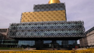 The Library of Birmingham will offer a reduced service during the strikes
