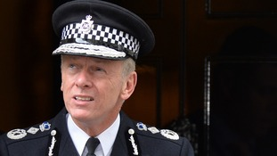 Met Police Commissioner Sir Bernard Hogan-Howe said the number of Operation Fernbridge officers have increased to 'well over 20'.