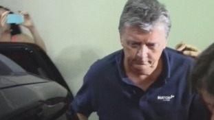 Ray Whelan from Match Hospitality was arrested in Rio de Janeiro on Monday but was later released.