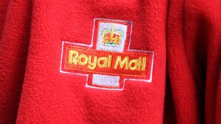 A Royal Mail jacket.