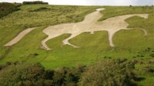 White Horse of Osmington