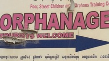 Fake orphanages in Cambodia target tourists
