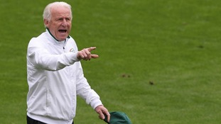 Giovanni Trapattoni has been in football management since 1972.