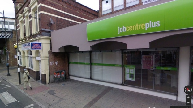Job centre london