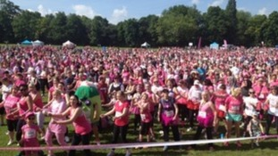 Race for Life across the region