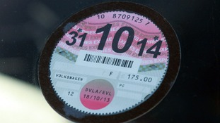 It is estimated up to 15,000 foreign cars on UK roads are untaxed.