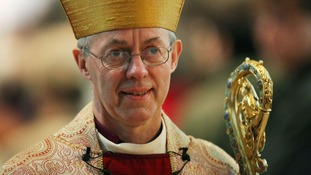 Archbishop Welby's comments are at odds with one of his predecessors.