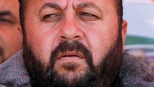 Gaza's police chief Tayseer Al-Batsh.