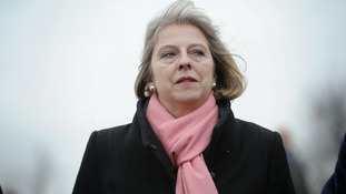 The Home Secretary has said she would be seeking the backing of Parliament for the new guidelines.