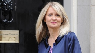 Former GMTV presenter Esther McVey is said to be in line for promotion.
