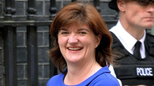 Women's Minister Nicky Morgan is also in the running for a top job.