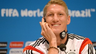 Bastian Schweinsteiger says his side's experience will help their cause.