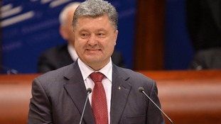 Petro Poroshenko will not be attending the World Cup.