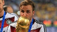 Gotze: Germany's World Cup win is a 'dream come true'