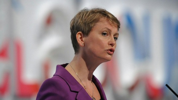 Yvette Cooper said Mrs May's announcement on Article 8 would do nothing to address the failings in the UK Border Agency.
