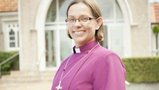 Female bishop has a unique insight ahead of Church of England vote