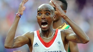 Double Olympic champion Mo Farah will be competing in the 5,000m and 10,000m.