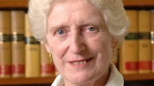 Baroness Butler-Sloss was appointed to the inquiry last week.