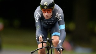 Sir Bradley Wiggins should be among the favourites for the time trial.