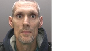 Timothy Riggot on the run after escaping from North Sea Camp prison