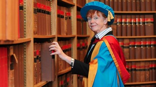 Vera Baird honorary degree