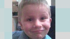 Aaron Dugmore, 9, was found hanged at his home in Erdington, Birmingham