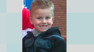 A post-mortem examination found Aaron died from a brain injury.