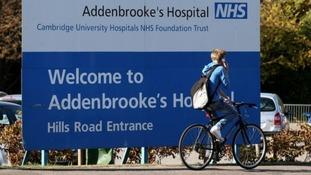 Addenbrooke's hospital has been placed on black alert.