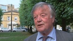 Ken Clarke 'demob happy' at decision to leave government
