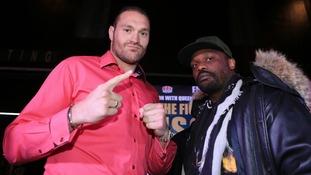 Chisora feels Tyson's Fury