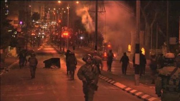 GazaClashes